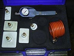 Вакуум тестер для системы седло клапана своими руками